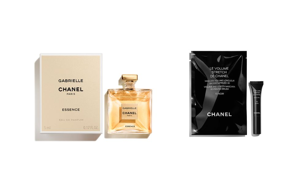Free Chanel Perfume and Mascara
