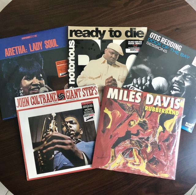 Rhino Records Black History Month Legends Giveaway