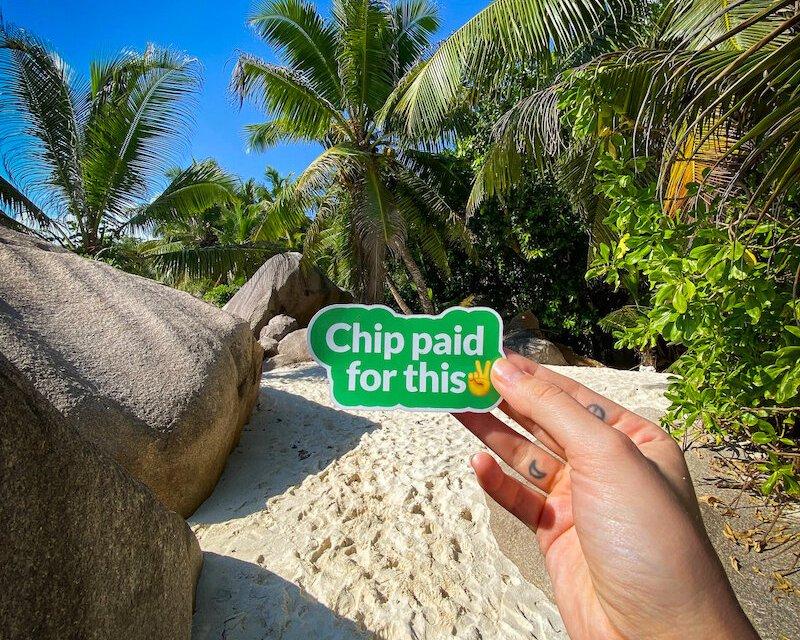 Free Chip Sticker