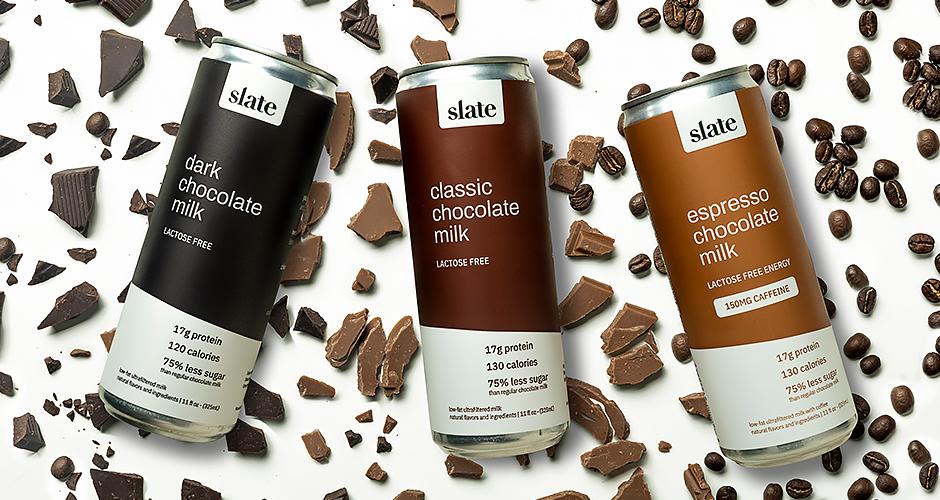 Free Slate Classic Chocolate Milk Box