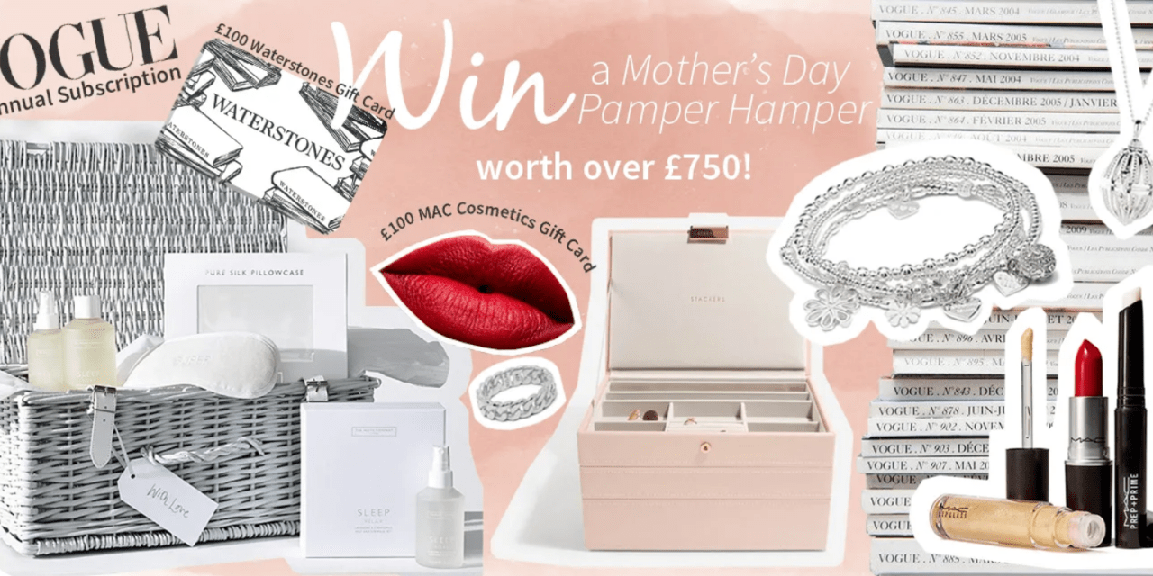 Free Pamper Hamper