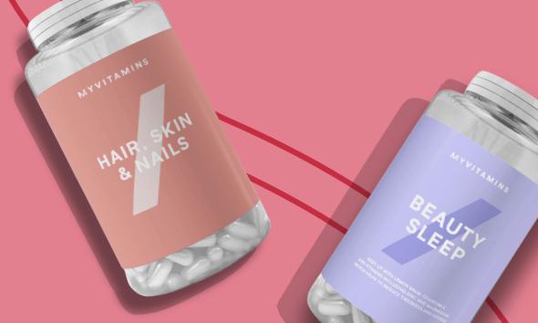 Free Hair-Skin and Nails Vitamins