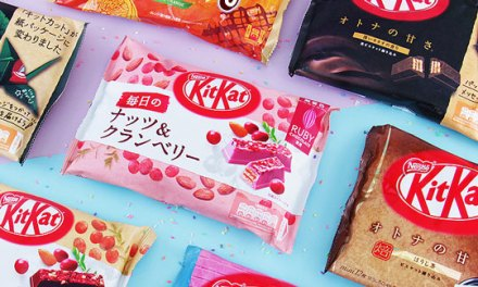 Free Japanese Kit Kats