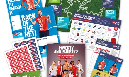 Free Sports Relief Pack