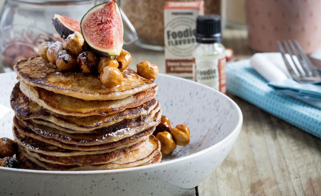 FREE Pancake Short Stack