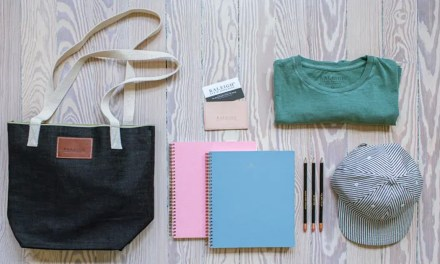 Raleigh Denim Tote Bag Prize Pack Giveaway