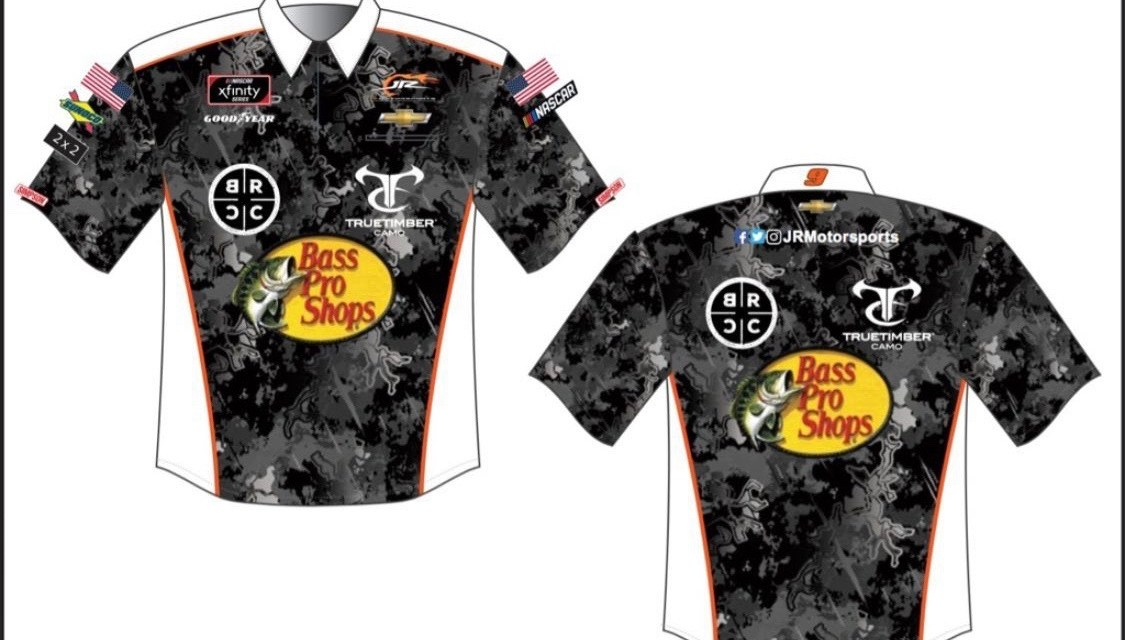 Nascar Crew Shirt Sweepstakes