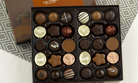 Lake Champlain Monthly Chocolates Giveaway