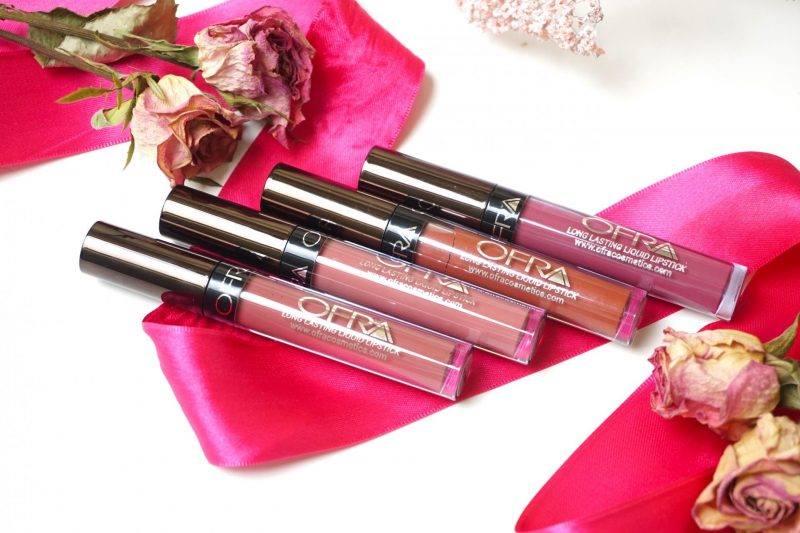 Free Ofra Lipstick