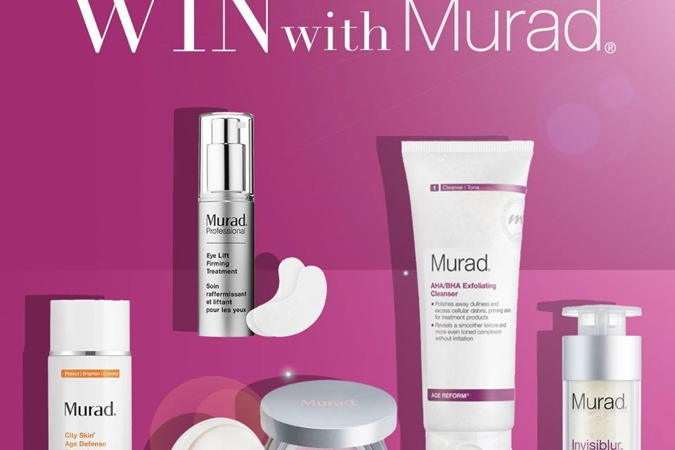Free Murad Skincare Products