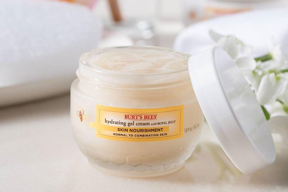 FREE Burt's Bees Moisturizer Cream