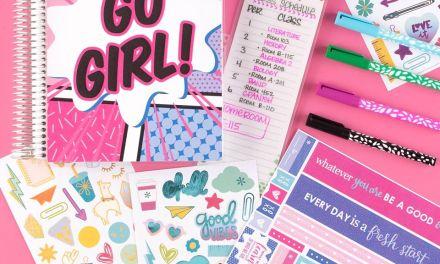 FREE School Planner Pack