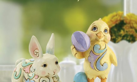 Jim Shore Mini Bunny and Easter Chick Giveaway