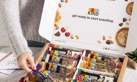 Free Kind Snack Bars Box