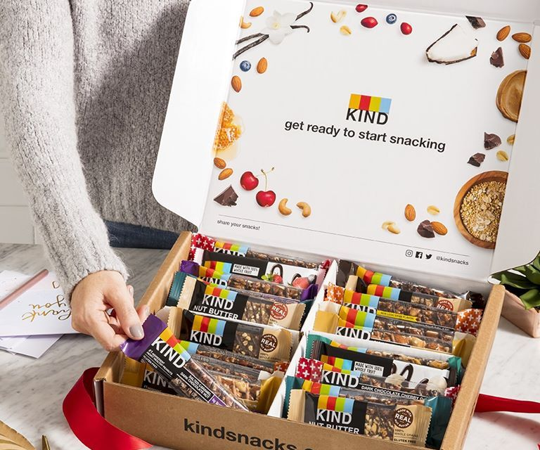Free Kind Snack Bars Box