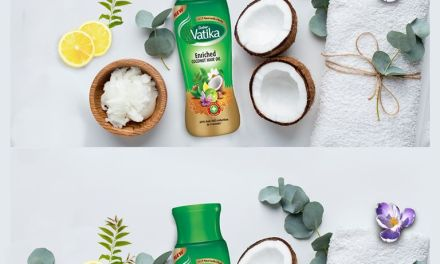 FREE Dabur Vatika Hair Oil Sample