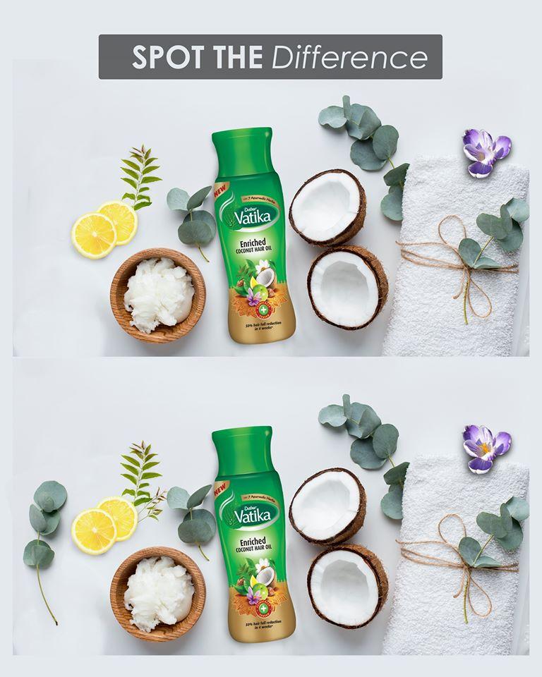 free-dabur-vatika-hair-oil-sample
