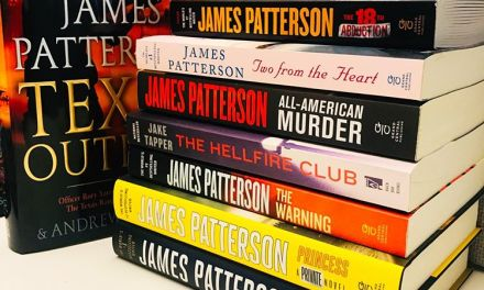 Novel Suspects James Patterson Giveaway