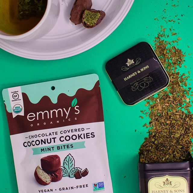 Harney & Sons Tea & Emmy's Cookies Giveaway