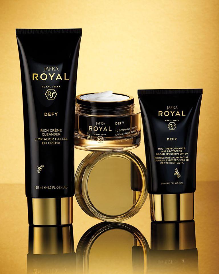free-jafra-royal-defy-samples