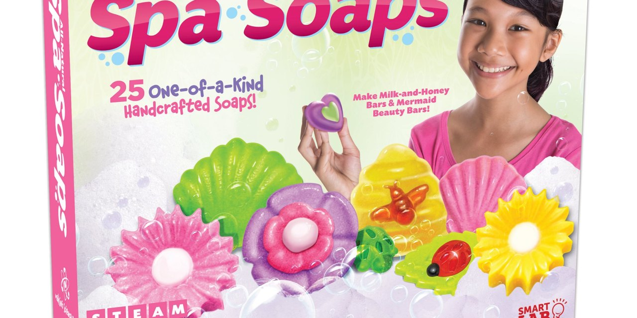 All-Natural Spa Soaps Giveaway