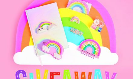 Rainbow Bundle Giveaway