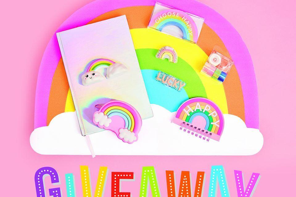 Rainbow Bundle Giveaway