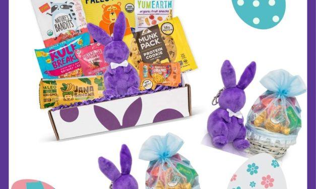 Bunny James Easter Basket Giveaway