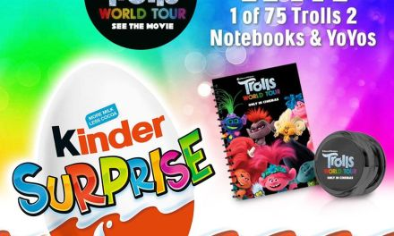 Free Trolls 2 Notebook