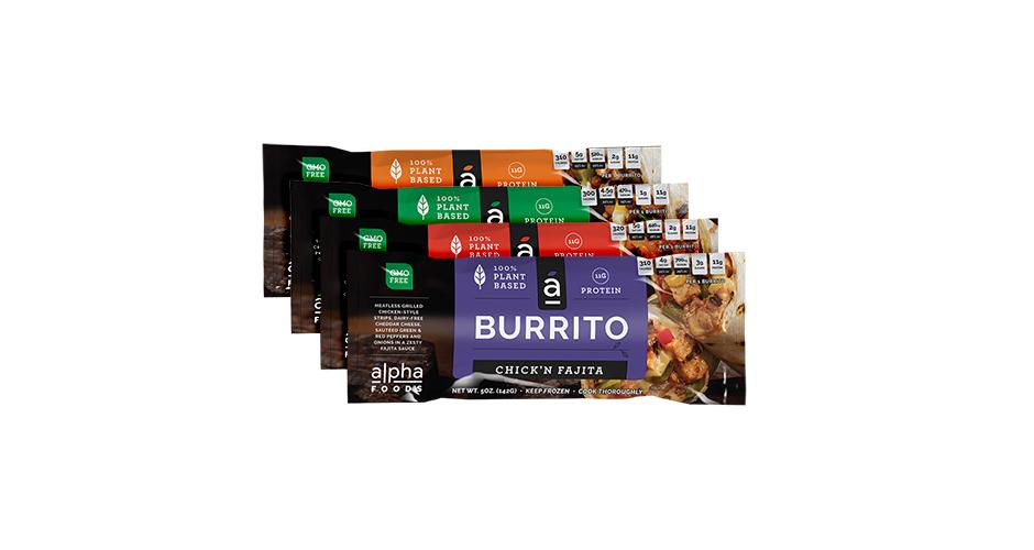 Free Alpha Burritos