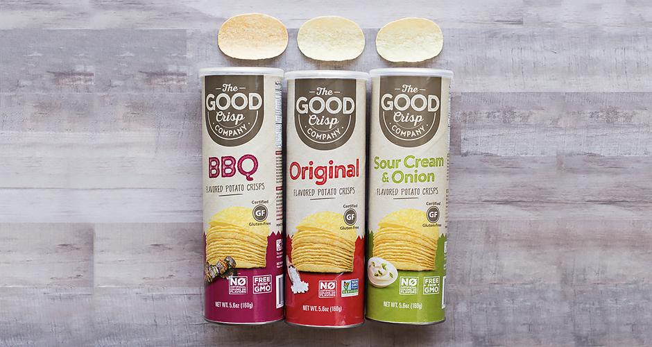 Free Good Crisp Potato Crisps