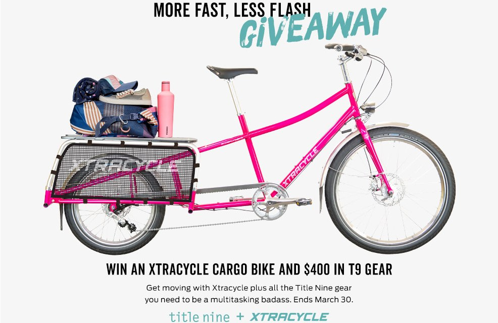 The More Fast, Less Flash Giveaway