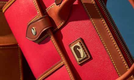 Dooney & Bourke Camden Saffiano Bag Giveaway