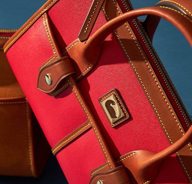 Dooney & Bourke Camden Saffiano Bag Giveaway
