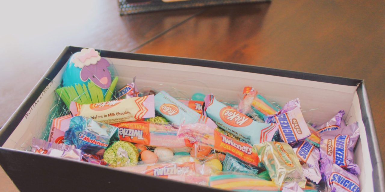 Free Candy and Chocolate Box