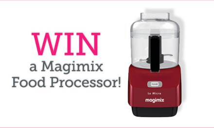 Free Magimix Food Processor
