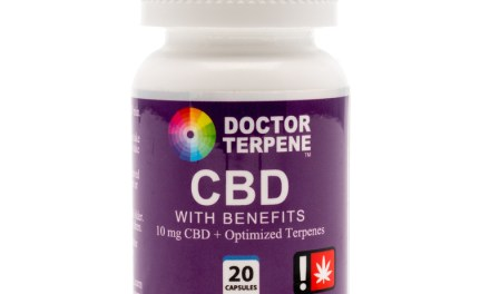 FREE Doctor Terpene CBD with Benefits Sample