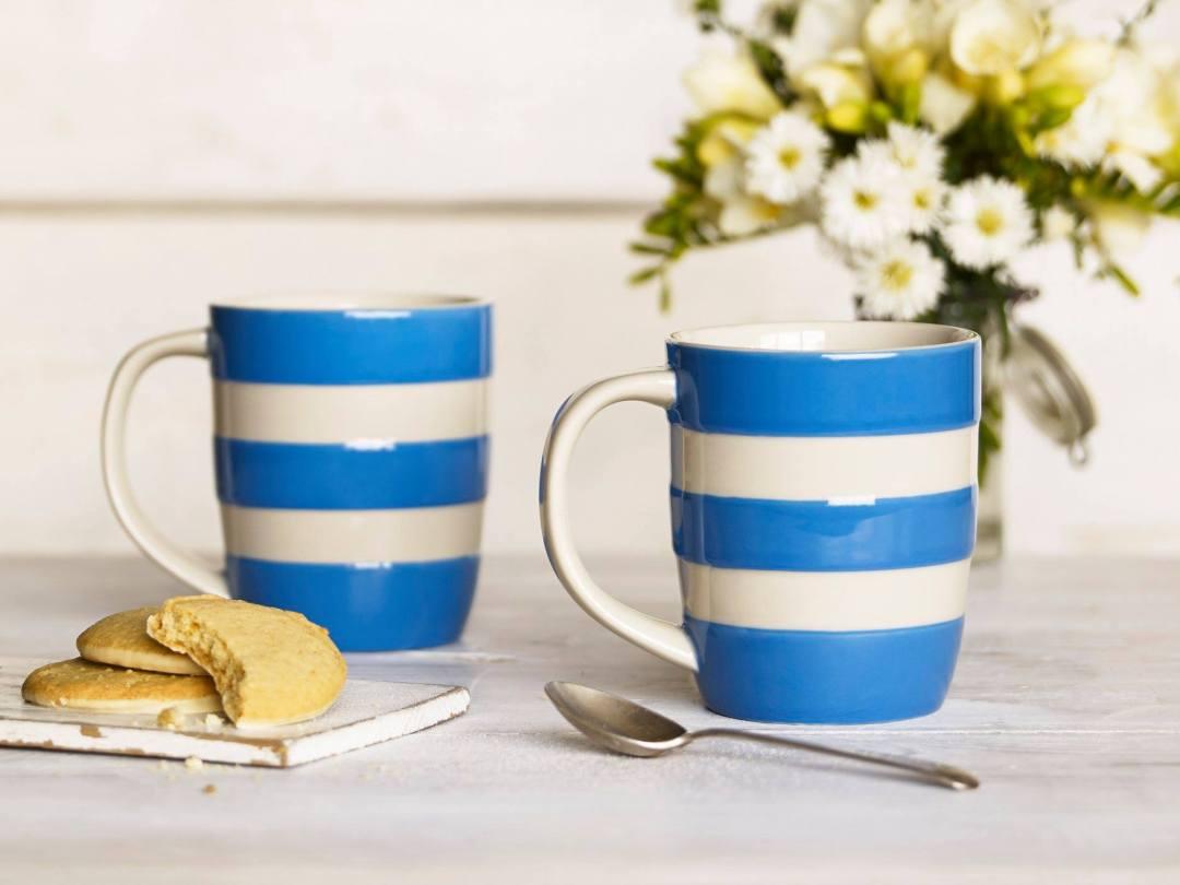 free-cornishware-blue-mug