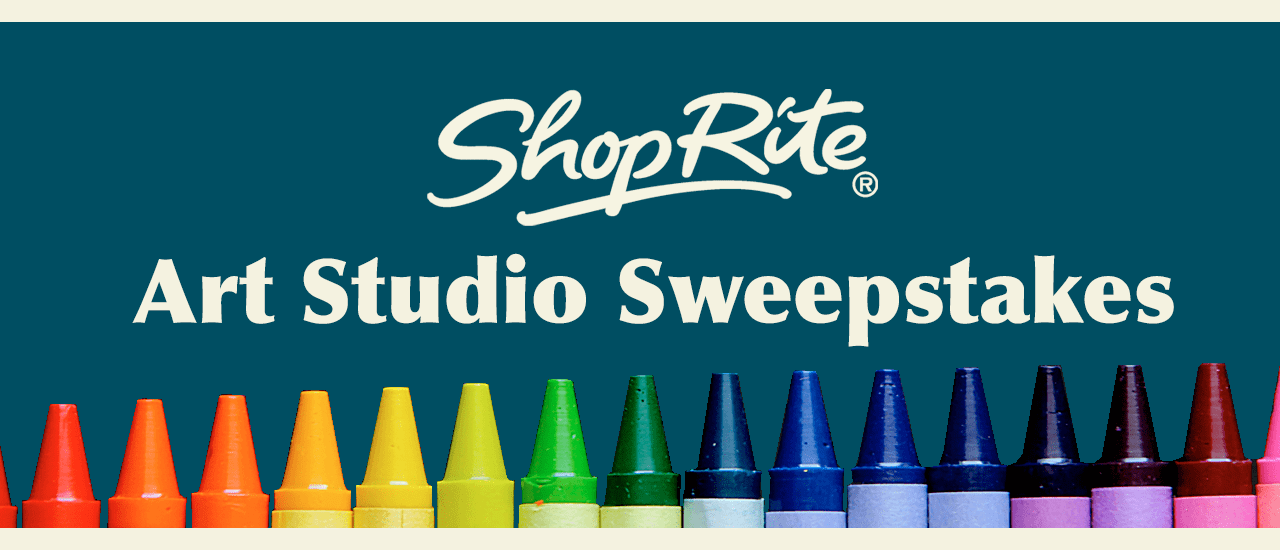 ShopRite Art Studio Sweepstakes