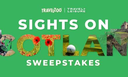 Sights on Scotland Sweepstakes