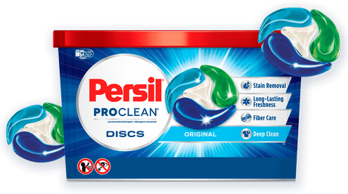 NEW Free Sample Persil ProClean