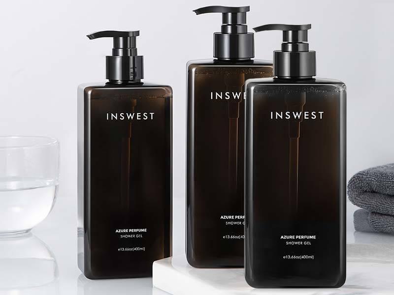 Free INSWEST Perfumed Shower Gel
