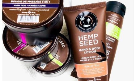 FREE Earthly Body CBD Product Samples