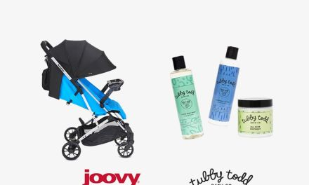 Tubby Todd + Joovy Giveaway