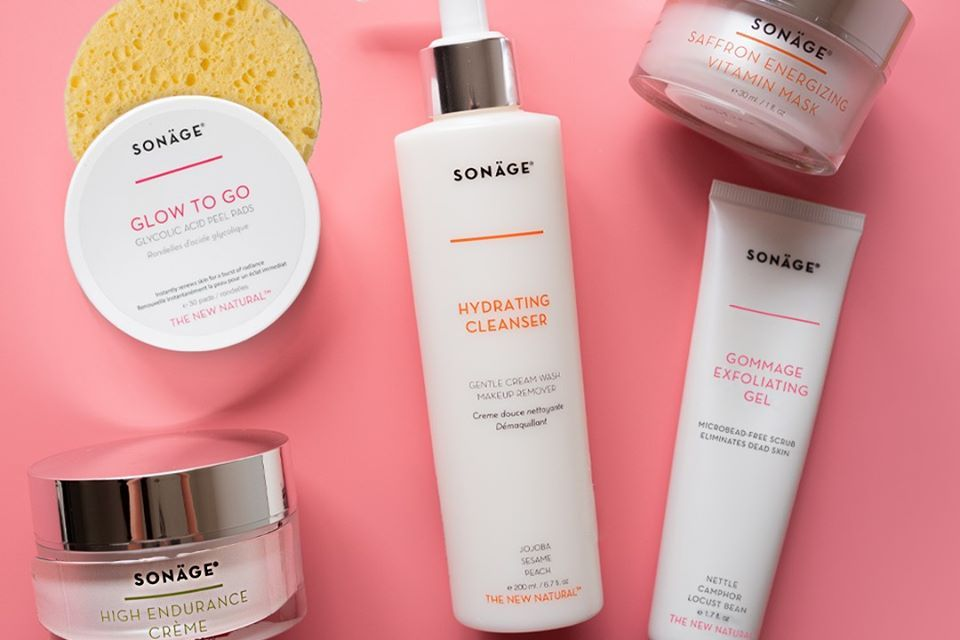 Free Sonage Skincare DIY Facial Kit
