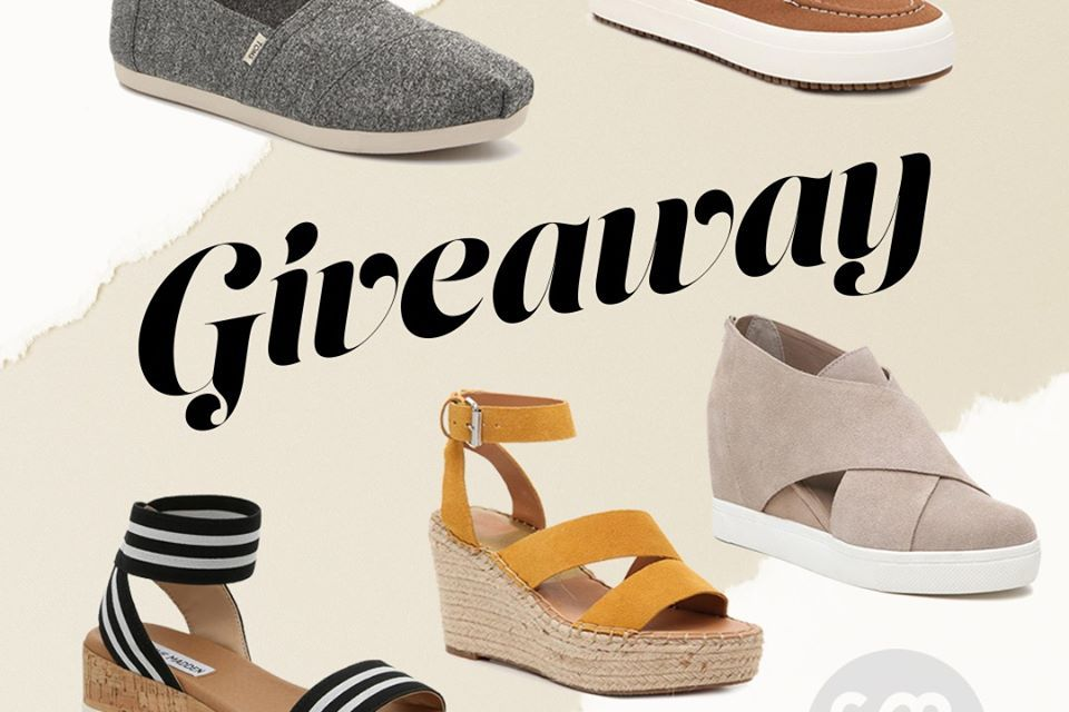 The 2020 Stein Mart Spring Shoe Sweepstakes