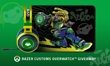 Razer Customs Overwatch Giveaway