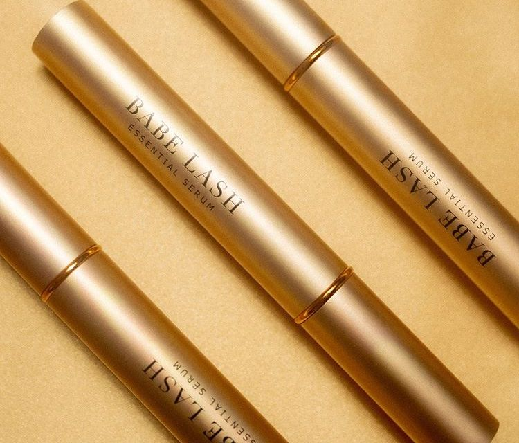 Free Babe Lash Essential Serum