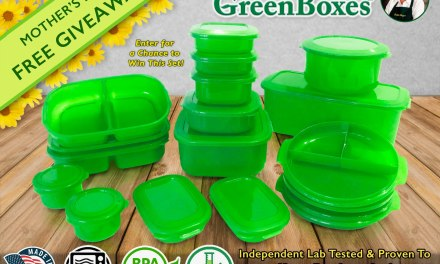 Debbie Meyer GreenBoxes Giveaway
