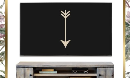 Woodwaves Floating TV Stand Giveaway